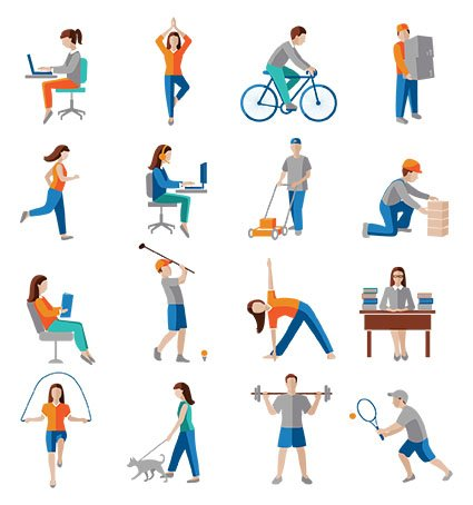 How Can Active Sitting Improve your Non-Exercise Activity Thermogenesis – NEAT